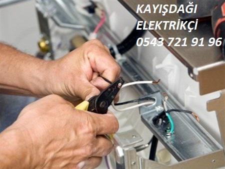 Küçükbakkalköy Mahallesi Elektrikçi
